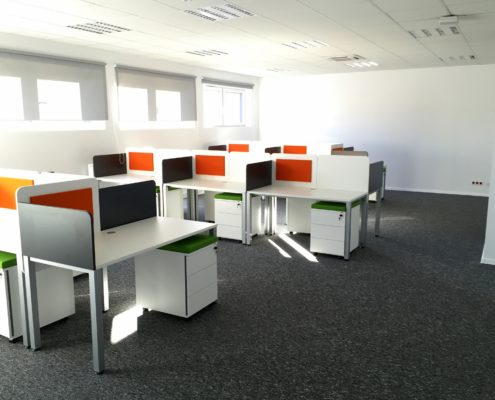 Umeblowane lokale biurowe do wynajęcia Łódź