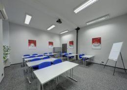 Biura przystosowane do prowadzenia szkoleń, Łódź.