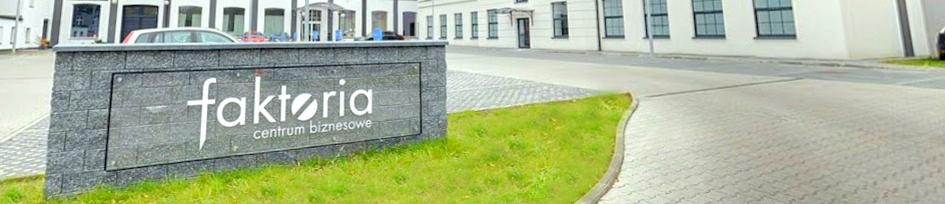 Centrum Biznesowe Faktoria - biurowce Łódź